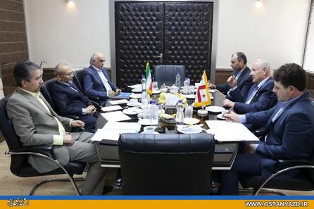 استاندار-یزد-آماده-افزایش-همکاری-با-گرجستان-هستیم